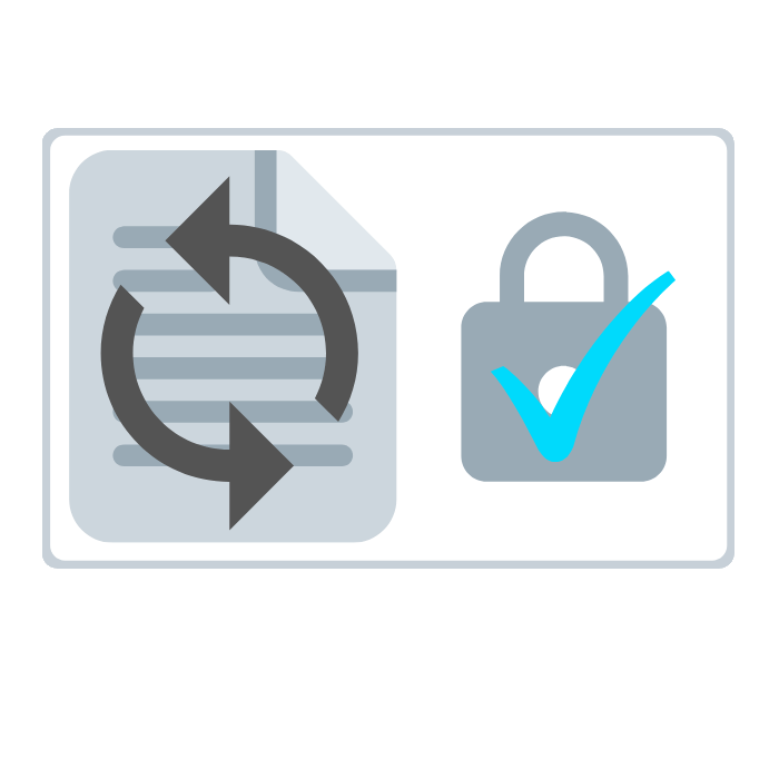 updates to compliant privacy policy