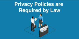 Privacy Policy required by law